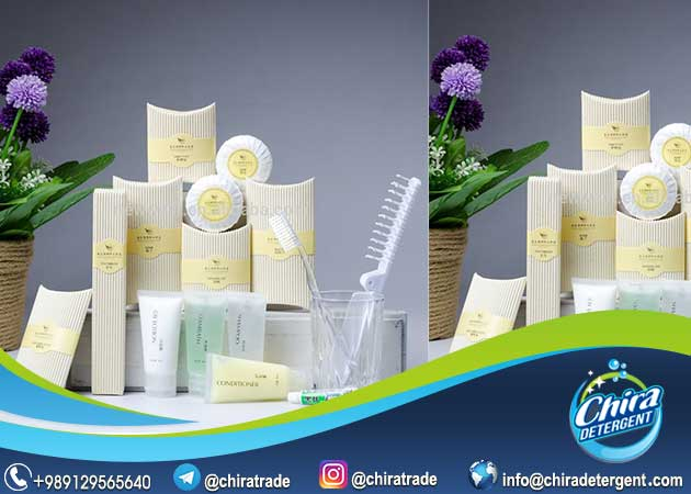 Hotel toiletries supplier
