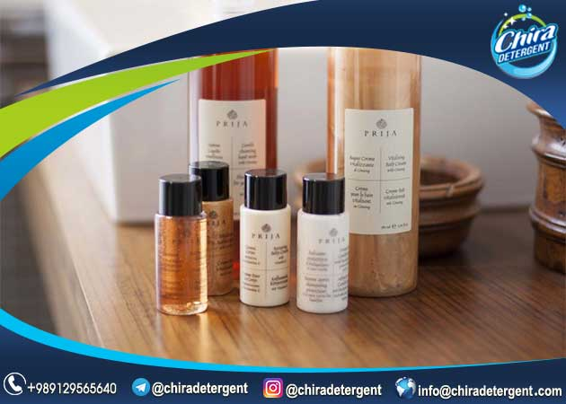 Prija Hotel toiletries